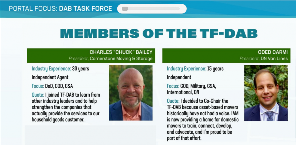 DAB Task Force
