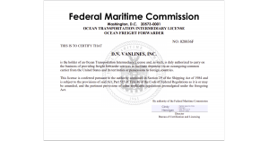 FMC License