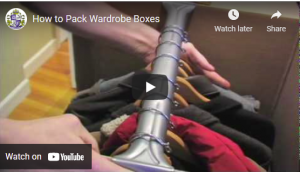 How To Pack a Wardrobe
